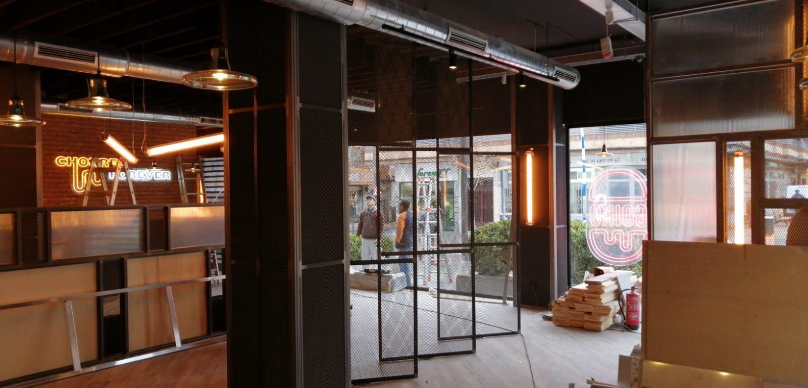 Instalación de puertas de exterior