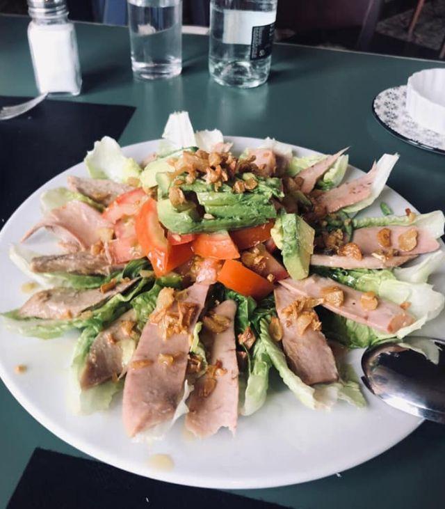 Restaurante de cocina internacional en Las Palmas