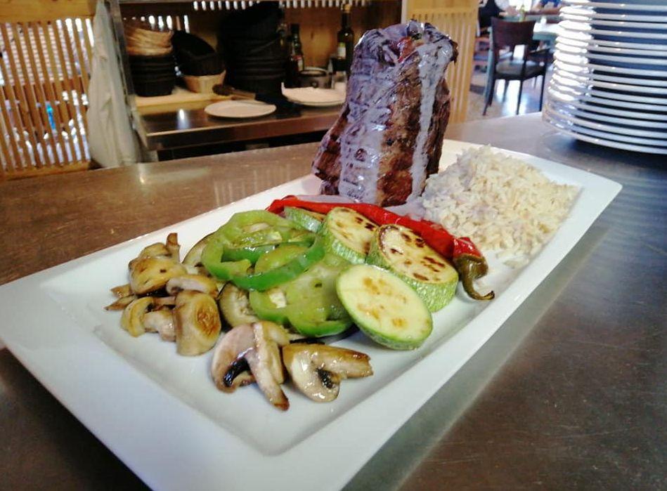 Restaurante con platos elaborados en Las Palmas