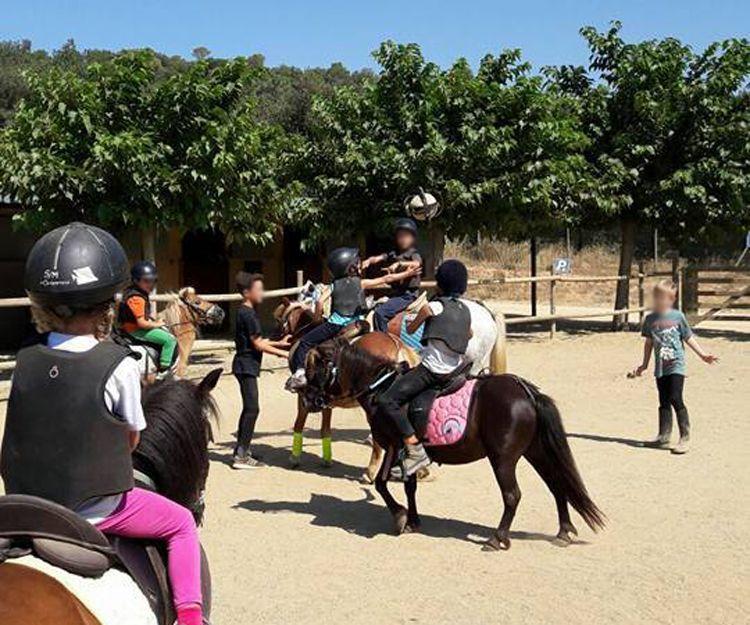 Visitas escolares a nuestras instalaciones en El Maresme