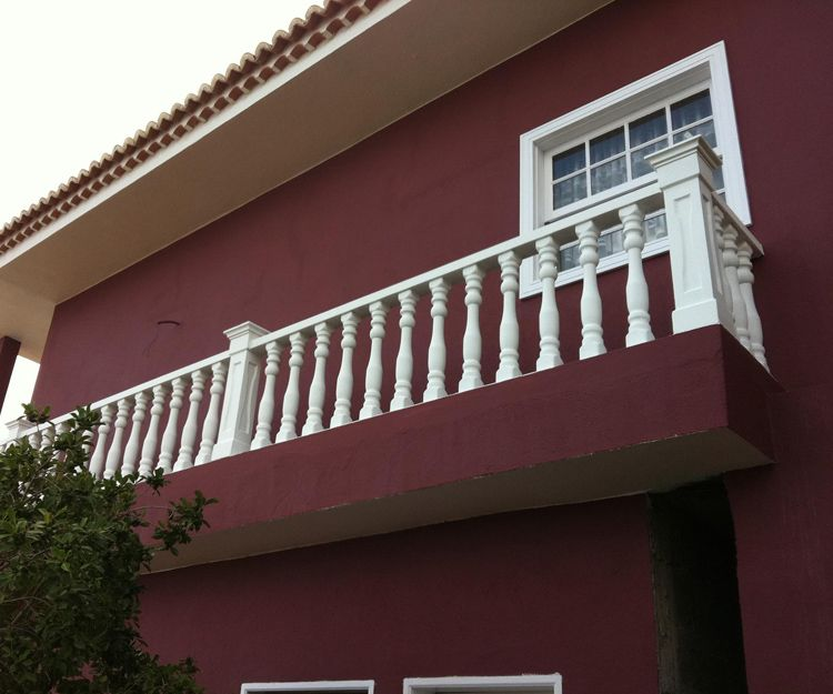 Pintura de exterior en Santa Cruz de la Palma