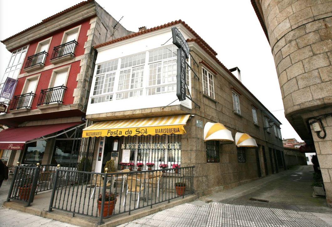 Comida tradicional gallega en Pontevedra