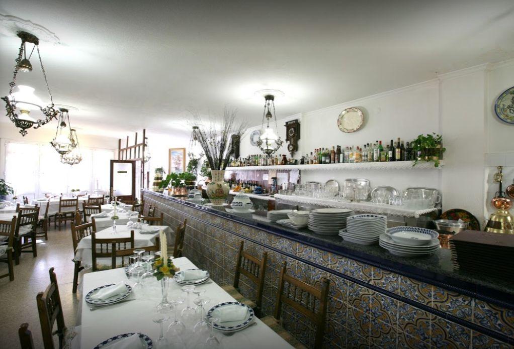 Restaurante tradicional gallego
