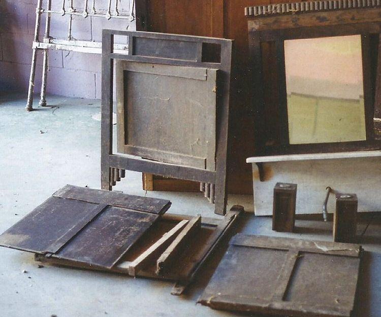 Muebles antiguos para restaurar