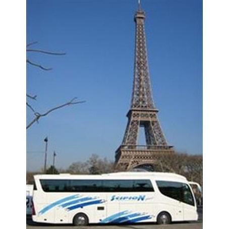 Servicio para viajes: Servicios de Scipon Bus