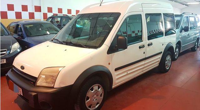 Compraventa de coches en Arganda del Rey: Ford tourneo connet 1.8 tdci