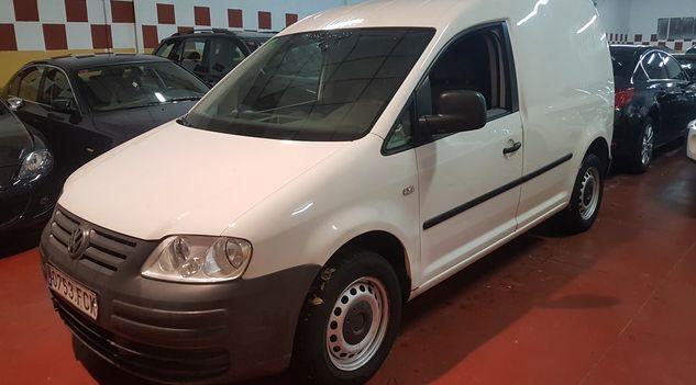 Compraventa de coches en Arganda del Rey: Volkswagen Caddy 1. 9sdi