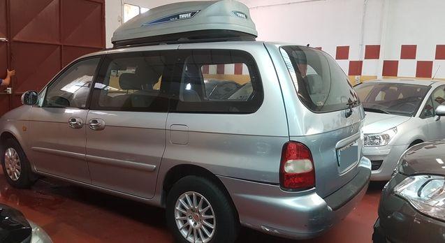 Compraventa de coches en Arganda del Rey: Kia carnival 2. 9tdi 7 plazas