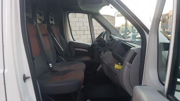 Compraventa de coches en Arganda del Rey: Fiat ducato 2. 3jtd 6 velocidades