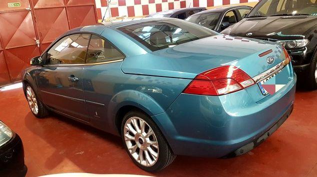 Compraventa de coches en Arganda del Rey: Ford focus 2.0 TDCI CC Titanium