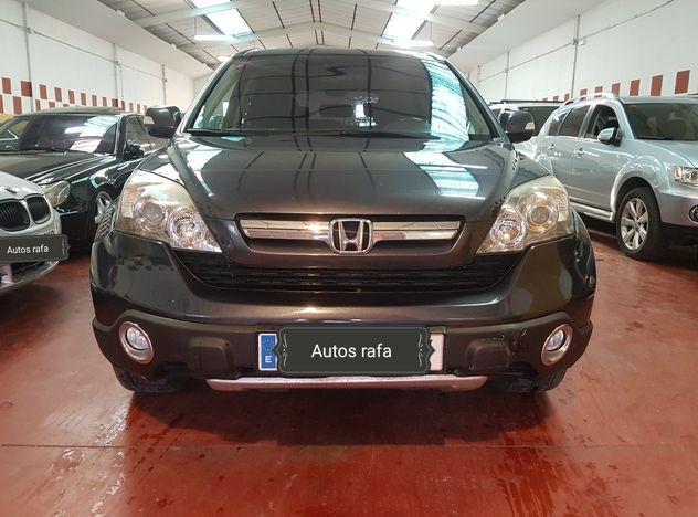 Compraventa de coches en Arganda del Rey: Honda cr-v 2. 2icdti 140cv