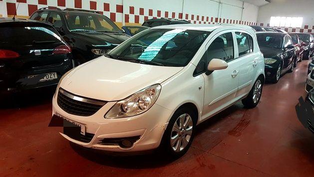 Compraventa de coches en Arganda del Rey: Opel Corsa 1.3 CDTI 6 velocidades