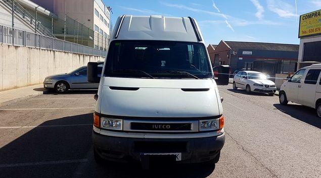 Compraventa de coches en Arganda del Rey: Iveco daily 2. 3 hpi 115cv