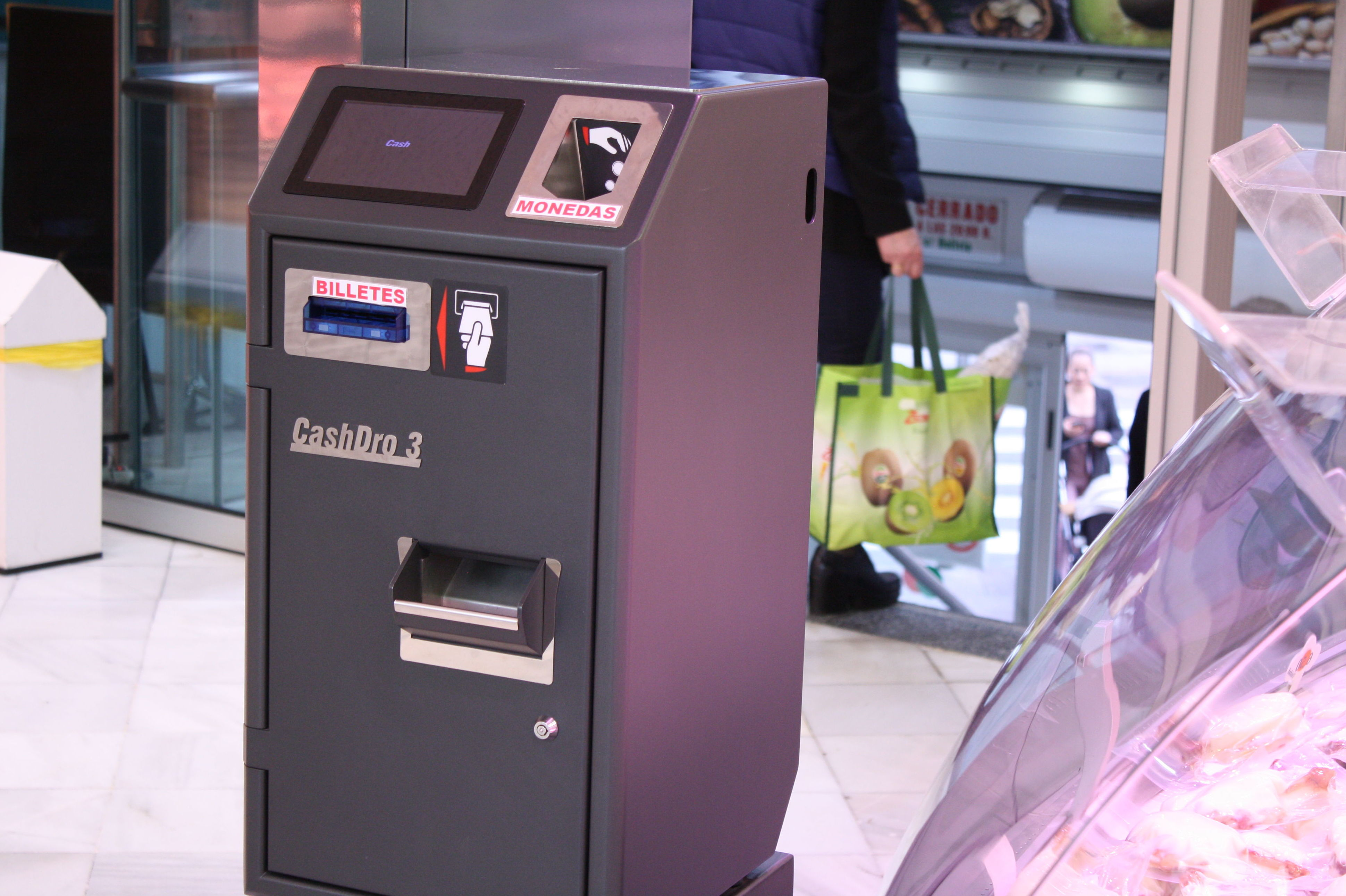 CashDro 3, solución ideal para todo tipo de comercio