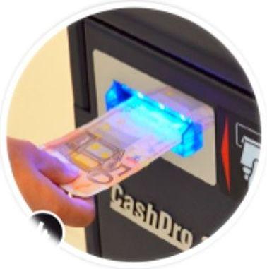 Seguridad e higiene en el cobro de efectivo
