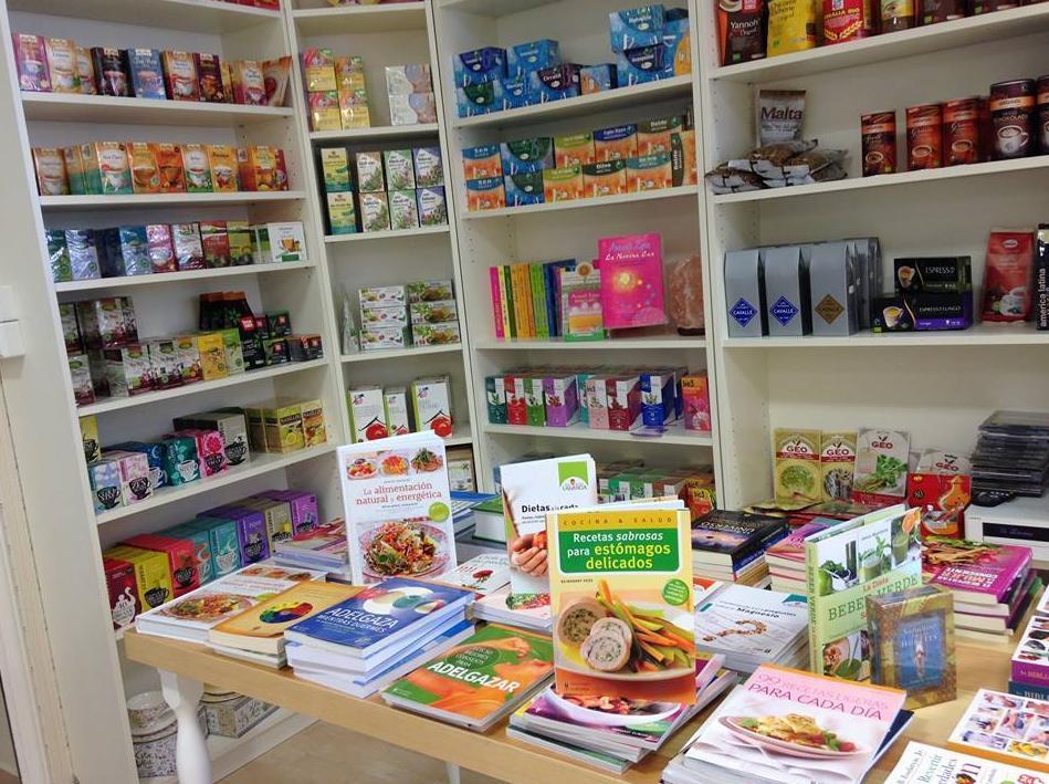 Libros: Productos y servicios de Herbolario El Loto Dorado