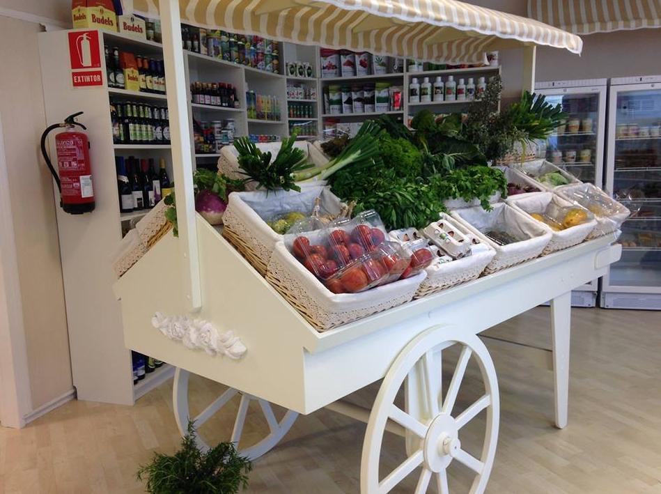 Fruta y verdura: Productos y servicios de Herbolario El Loto Dorado