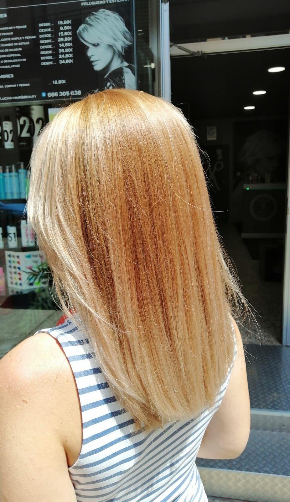 Foto 29 de Peluquería y maquillaje en  | Lucian Hair&Beauty