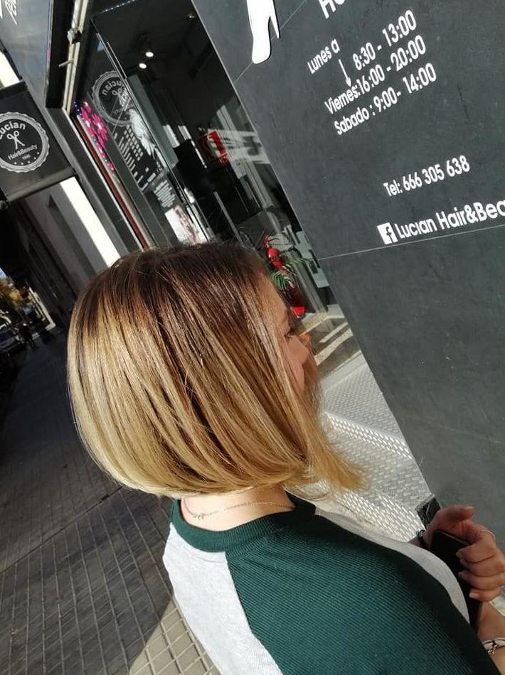 Foto 11 de Peluquería y maquillaje en    Lucian Hair&Beauty