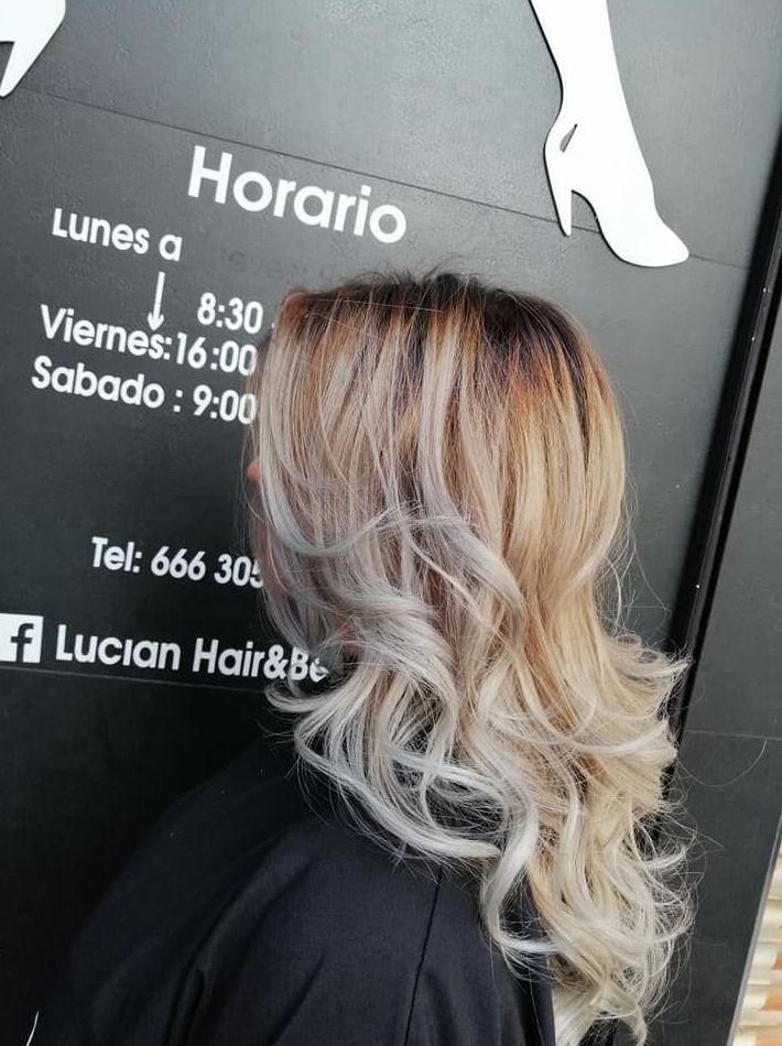 Foto 4 de Peluquería y maquillaje en    Lucian Hair&Beauty