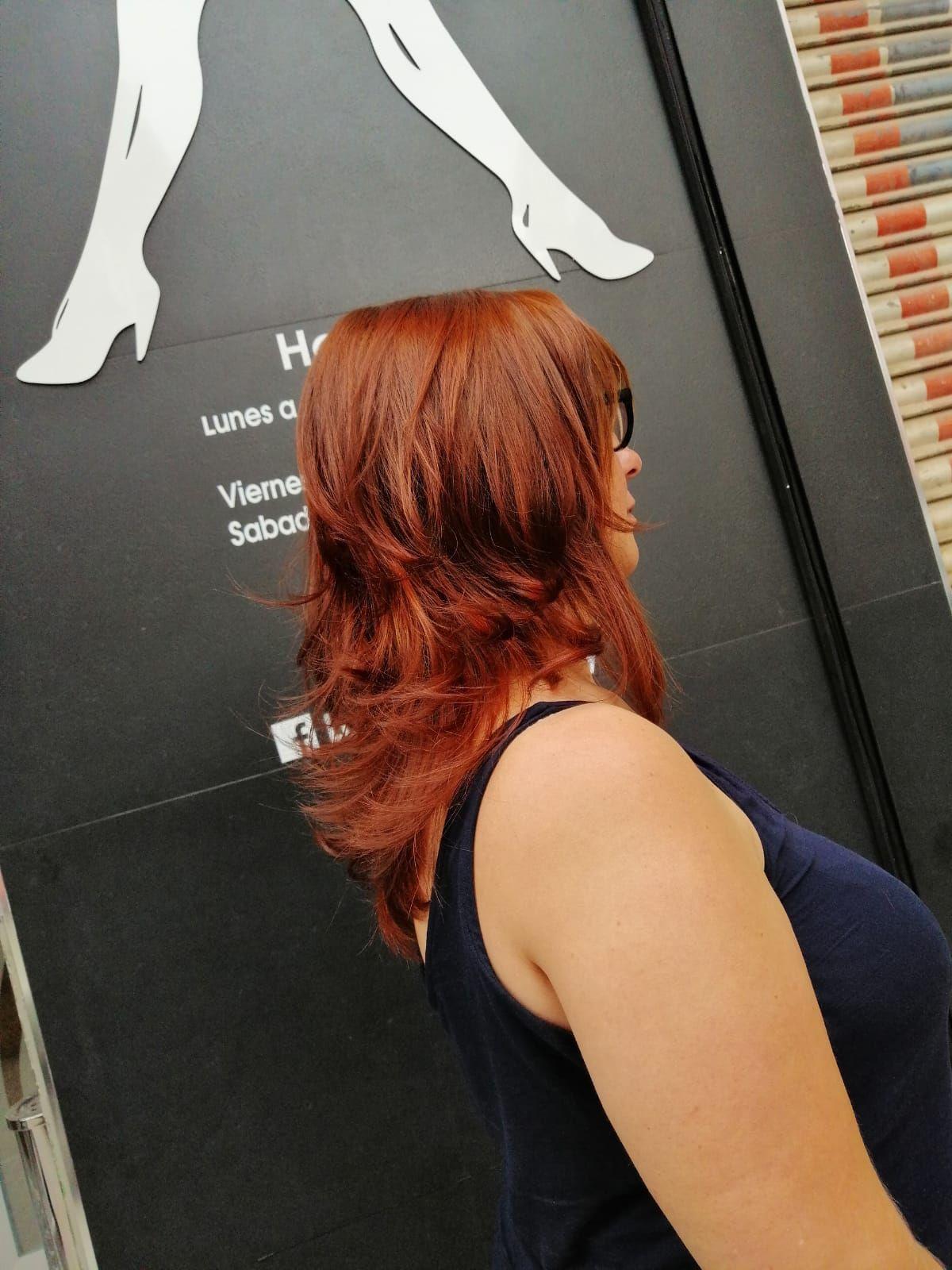 Foto 26 de Peluquería y maquillaje en  | Lucian Hair&Beauty