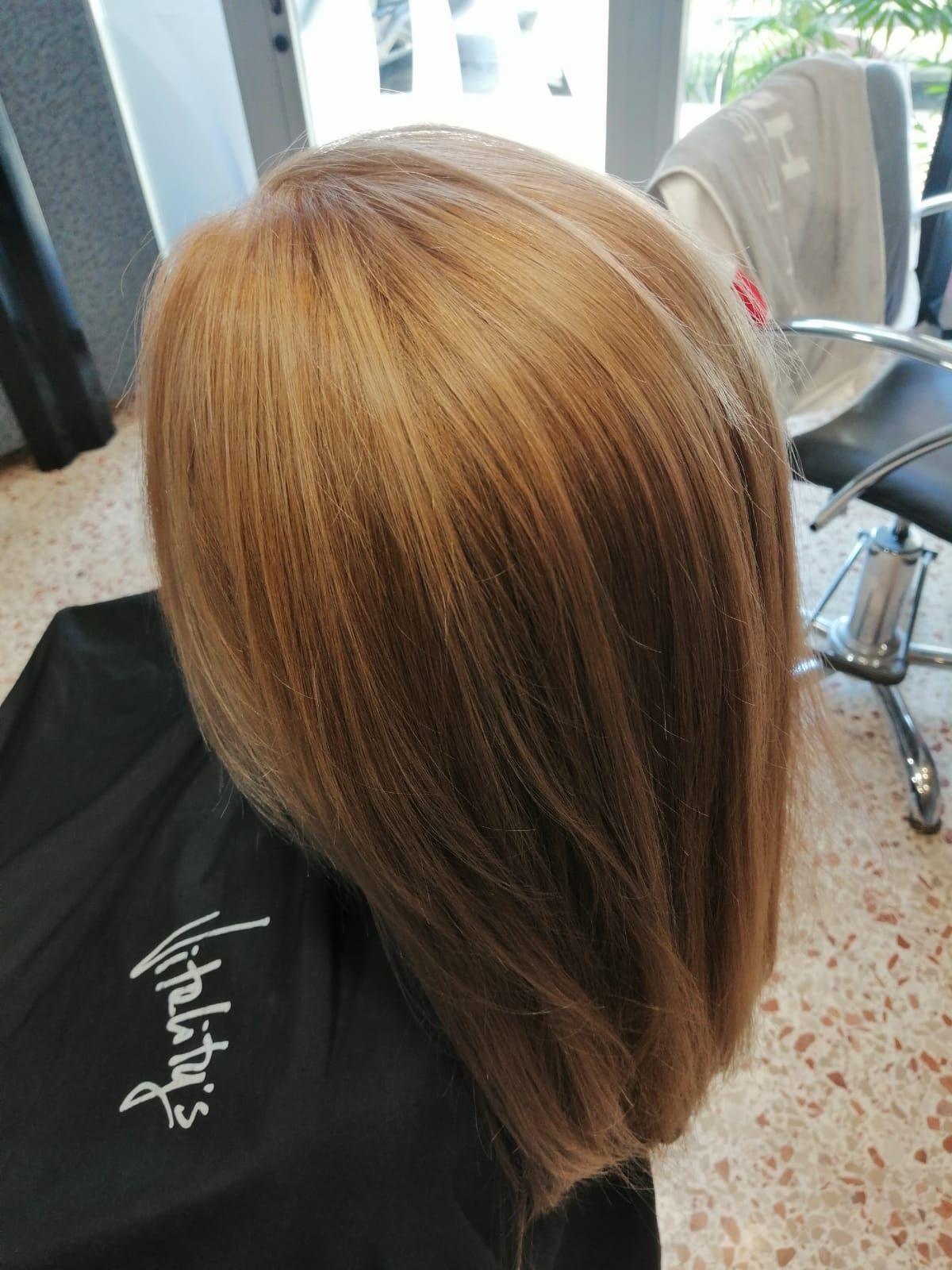 Foto 10 de Peluquería y maquillaje en    Lucian Hair&Beauty