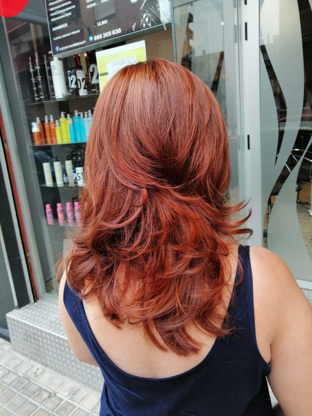 Foto 11 de Peluquería y maquillaje en  | Lucian Hair&Beauty