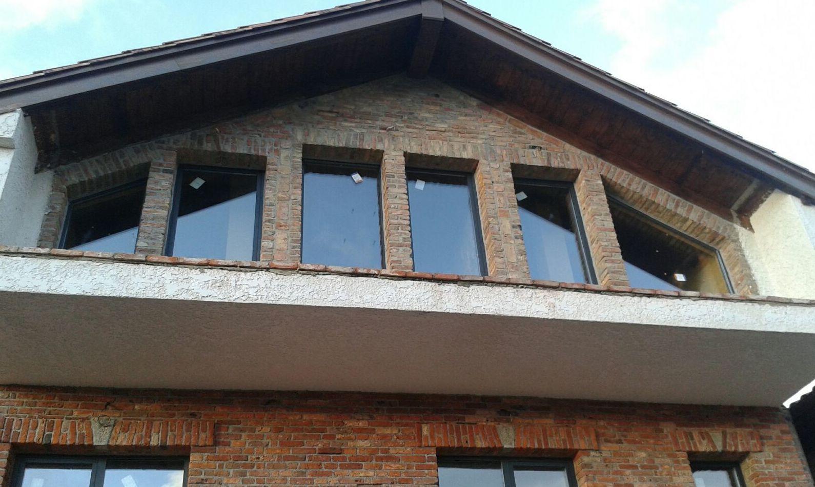 Obras de aluminio y PVC