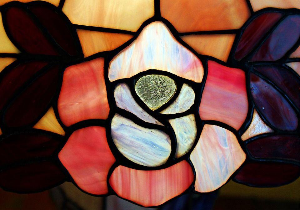 Vidrieras emplomadas, a fuego y Tiffany en Granada