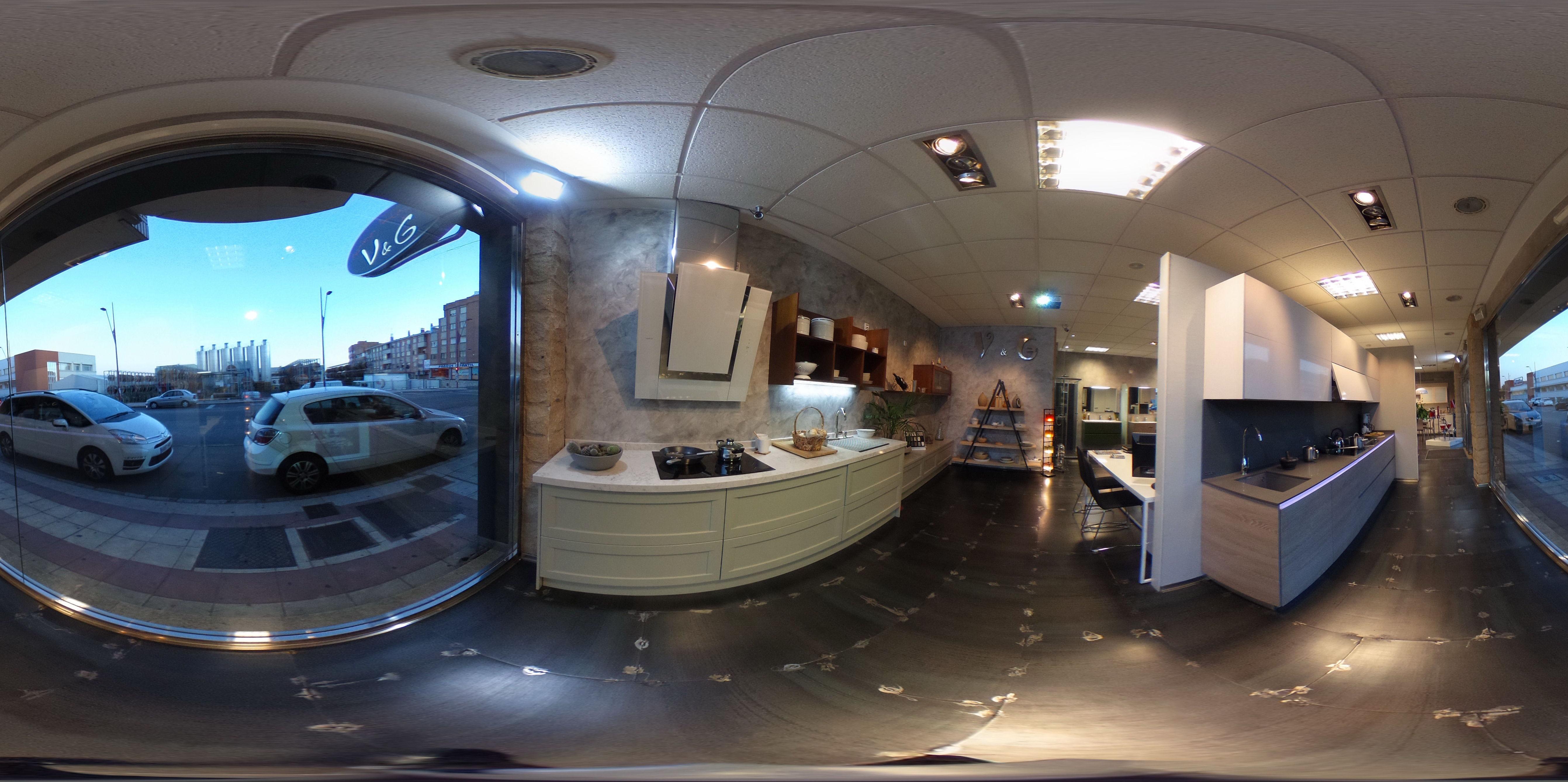 Foto 2 de Muebles de baño y cocina en Trobajo del Camino | COCINAS VG