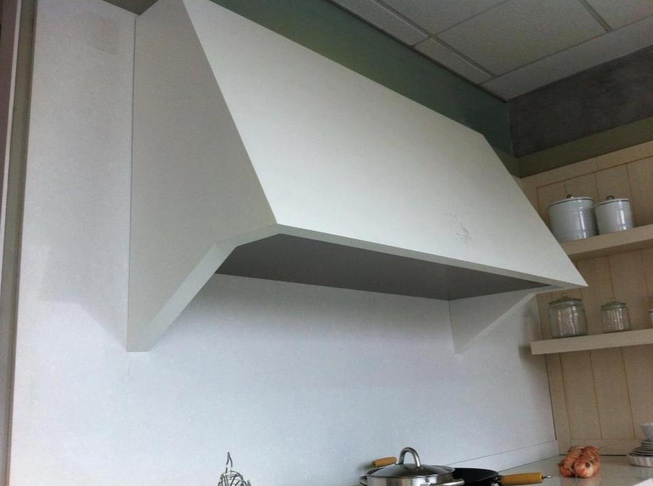 Detalle de cocina de diseño