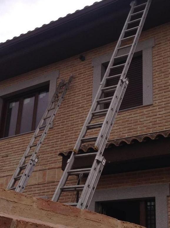 Arreglo y reparación: Servicios de Alcarria Pluviales Canalones