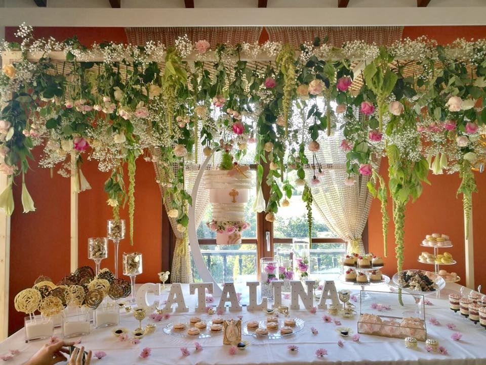 Mesas dulces para todo tipo de celebraciones