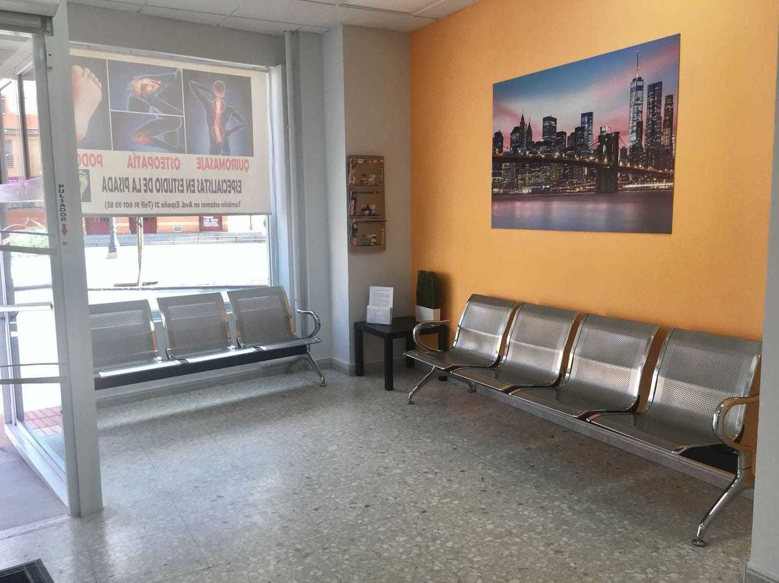 Centro podológico Getafe