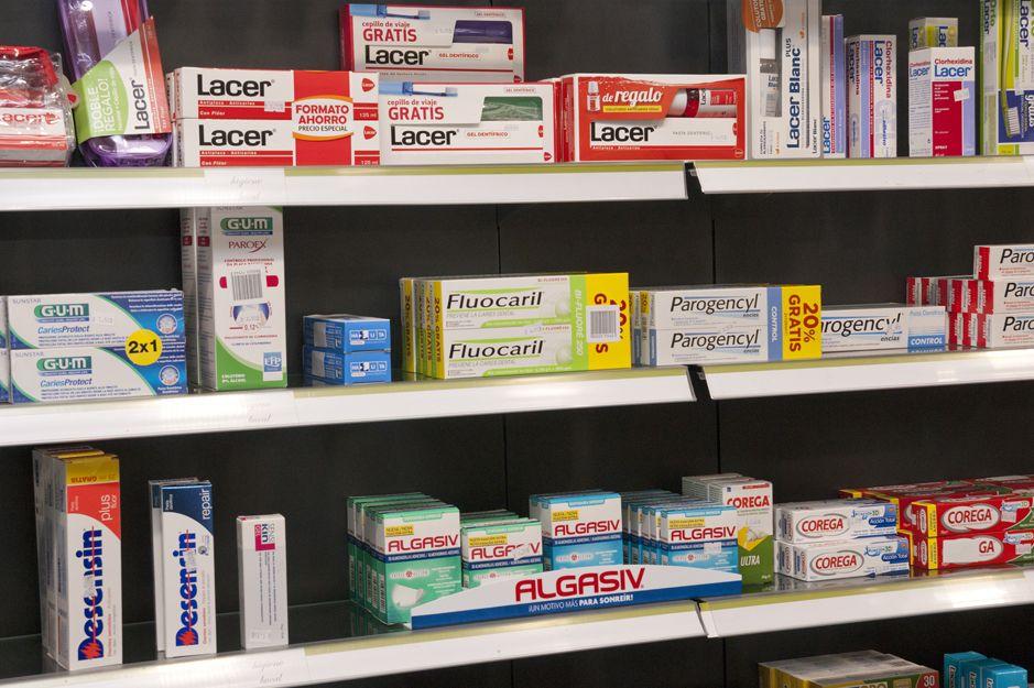 Productos para el cuidado de tu salud dental en Elgoibar