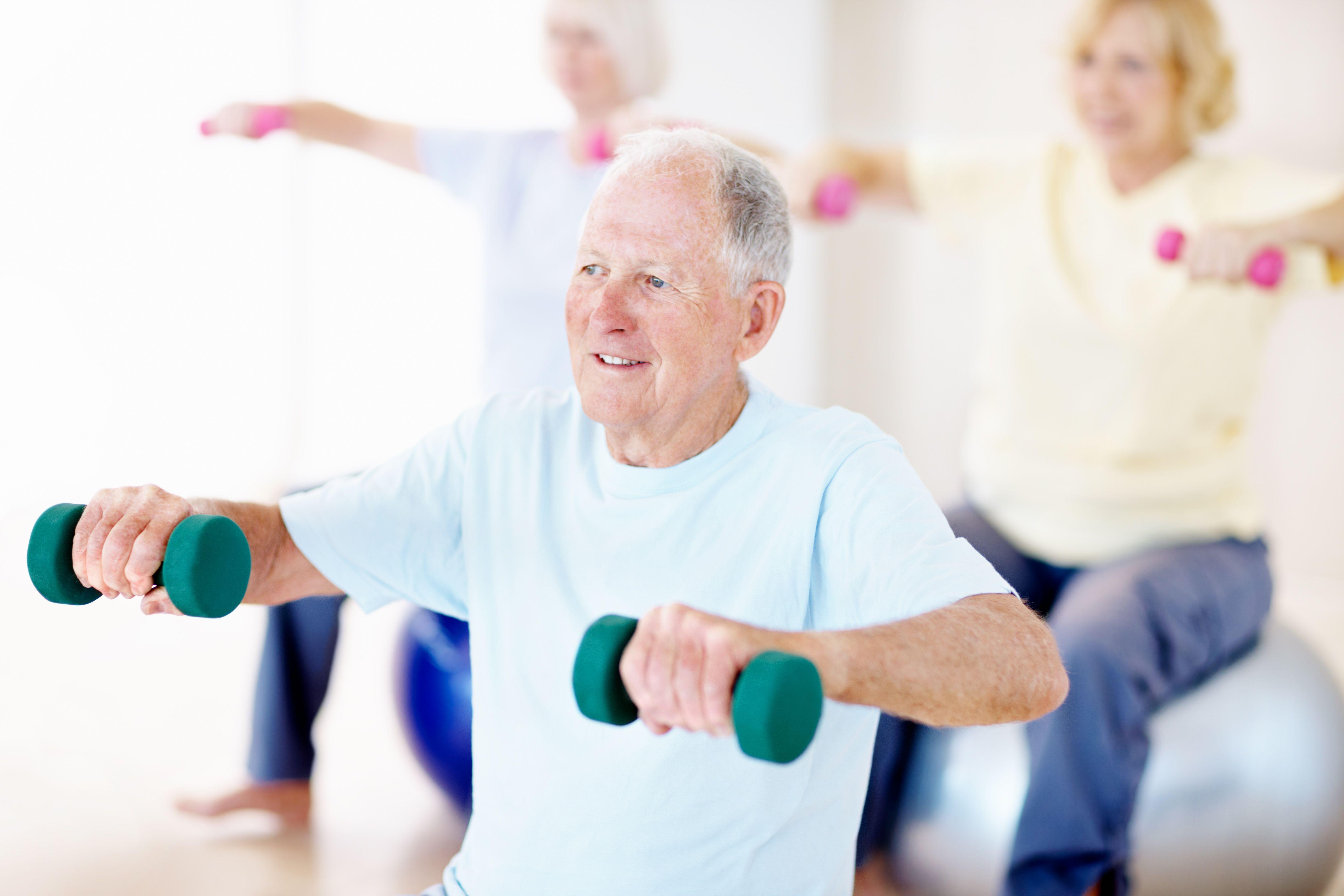 Residencia con actividades programas para mayores