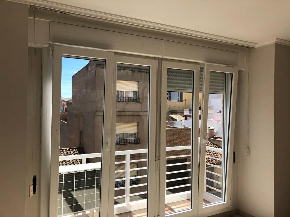 Puerta y ventanas de aluminio en Vila-Real