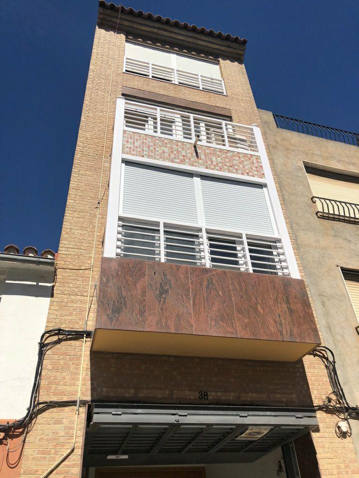 Cerramientos para terrazas en Vila-Real
