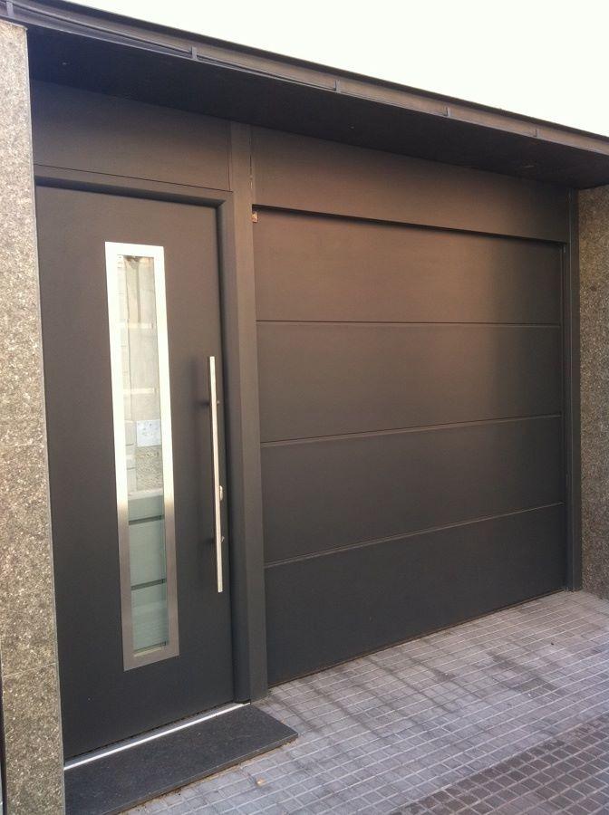 Puerta seccionales para garaje en Vila-Real