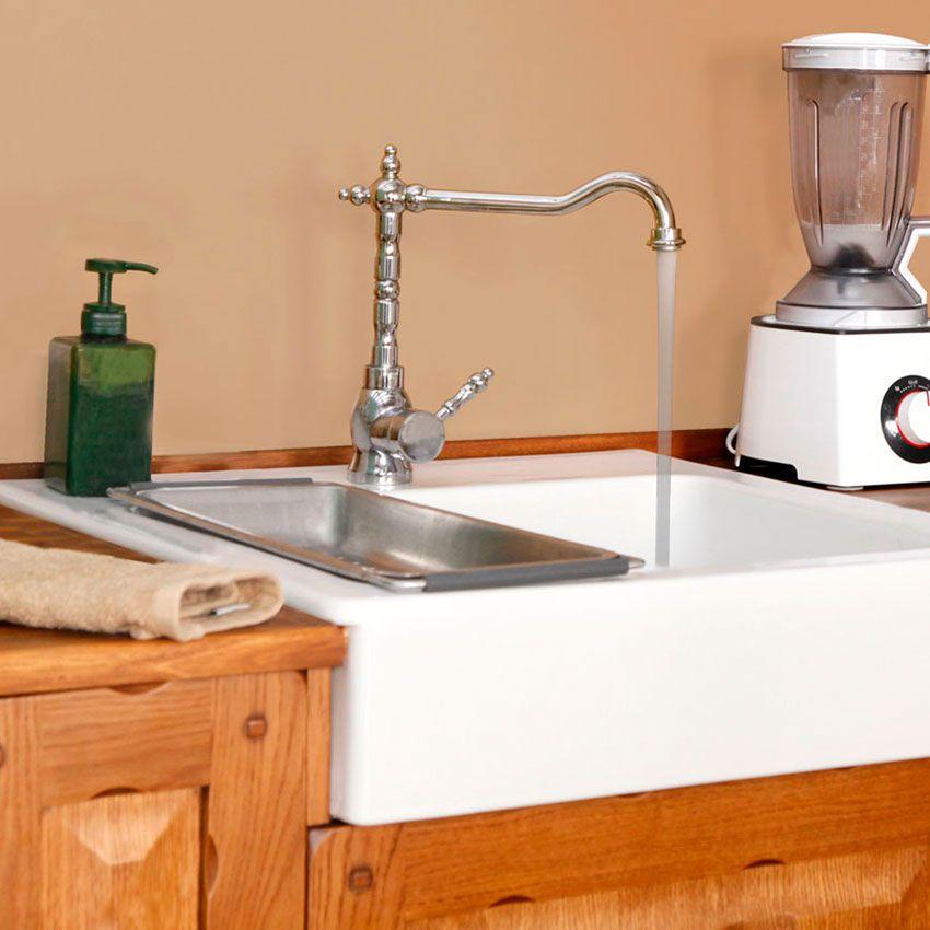 Foto 4 de Muebles de baño y cocina en | Saneamientos Lema