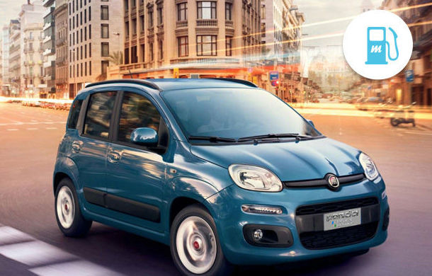 FIAT PANDA GAS METANO