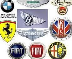 20 Historias Curiosas De Logos Del Automovil