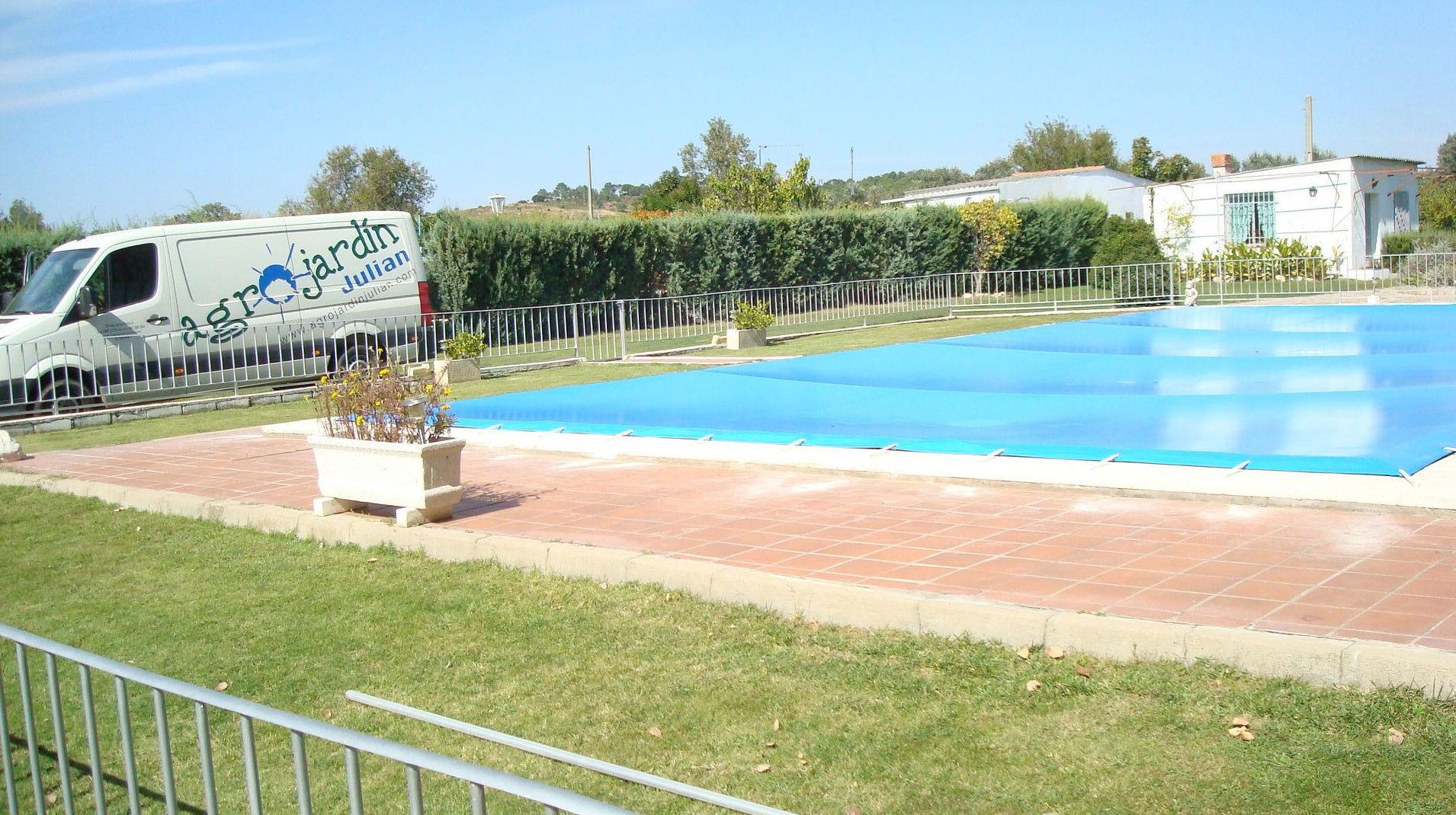 Mantenimiento de piscinas en Zamora