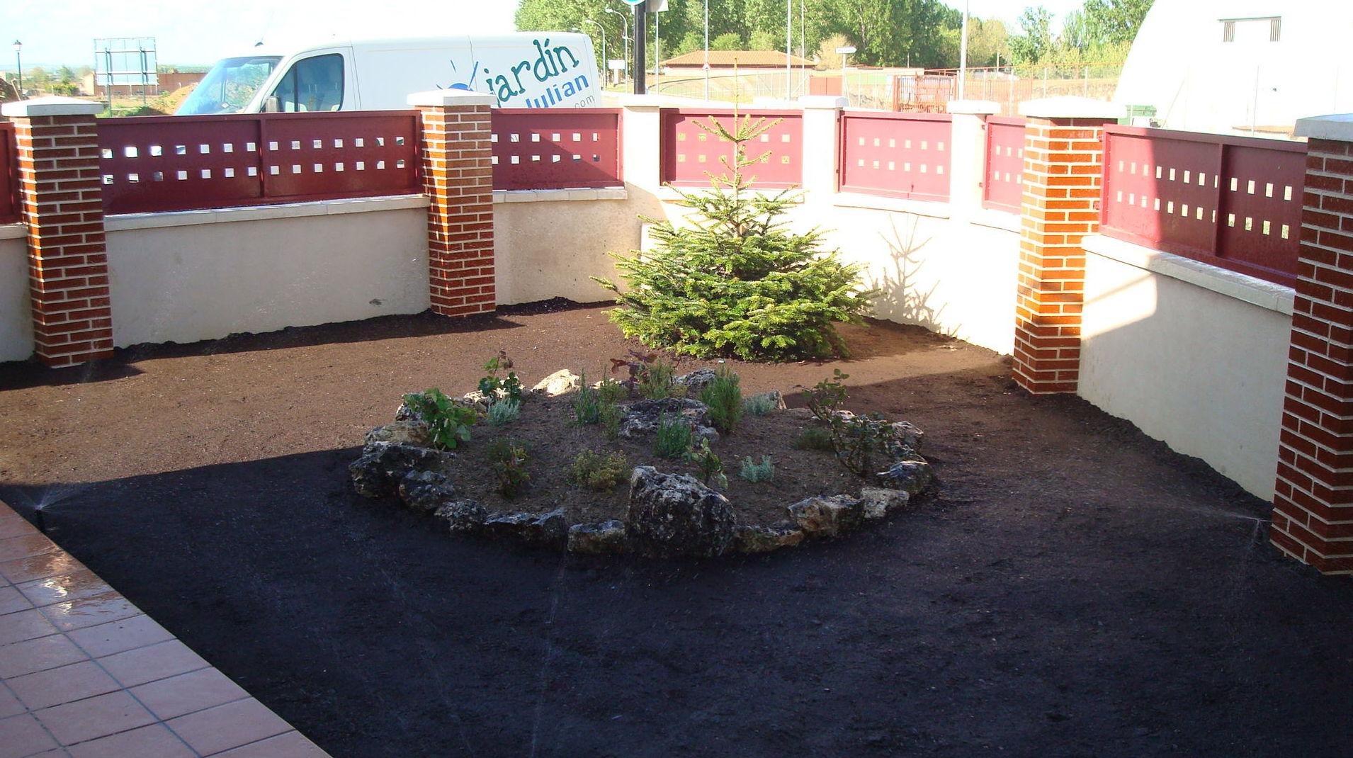 Diseño de jardines Zamora
