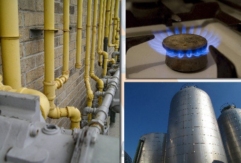Instalaciones de gas: Servicios de Instalaciones Salvador, S.L.