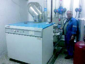 Foto 9 de Calefacción en Madrid   Instalaciones Salvador, S.L.