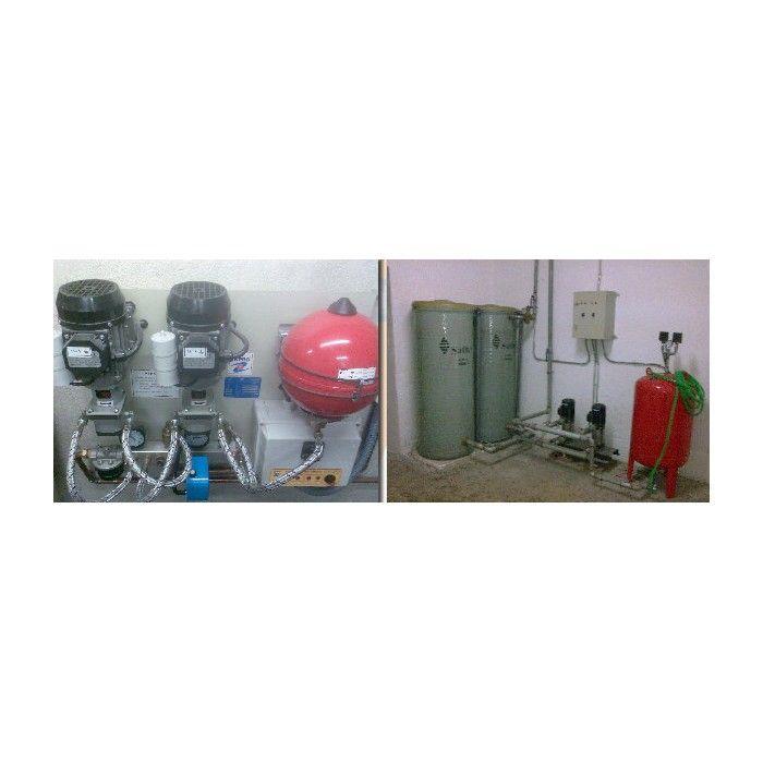Equipos a presión: Servicios de Instalaciones Salvador, S.L.