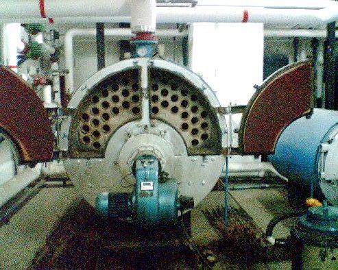 Limpiezas calderas: Servicios de Instalaciones Salvador, S.L.