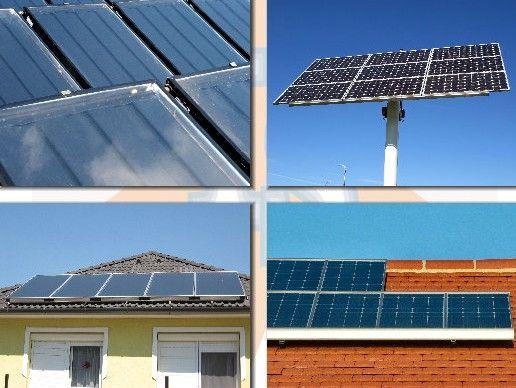Instalaciones energía solar: Servicios de Instalaciones Salvador, S.L.