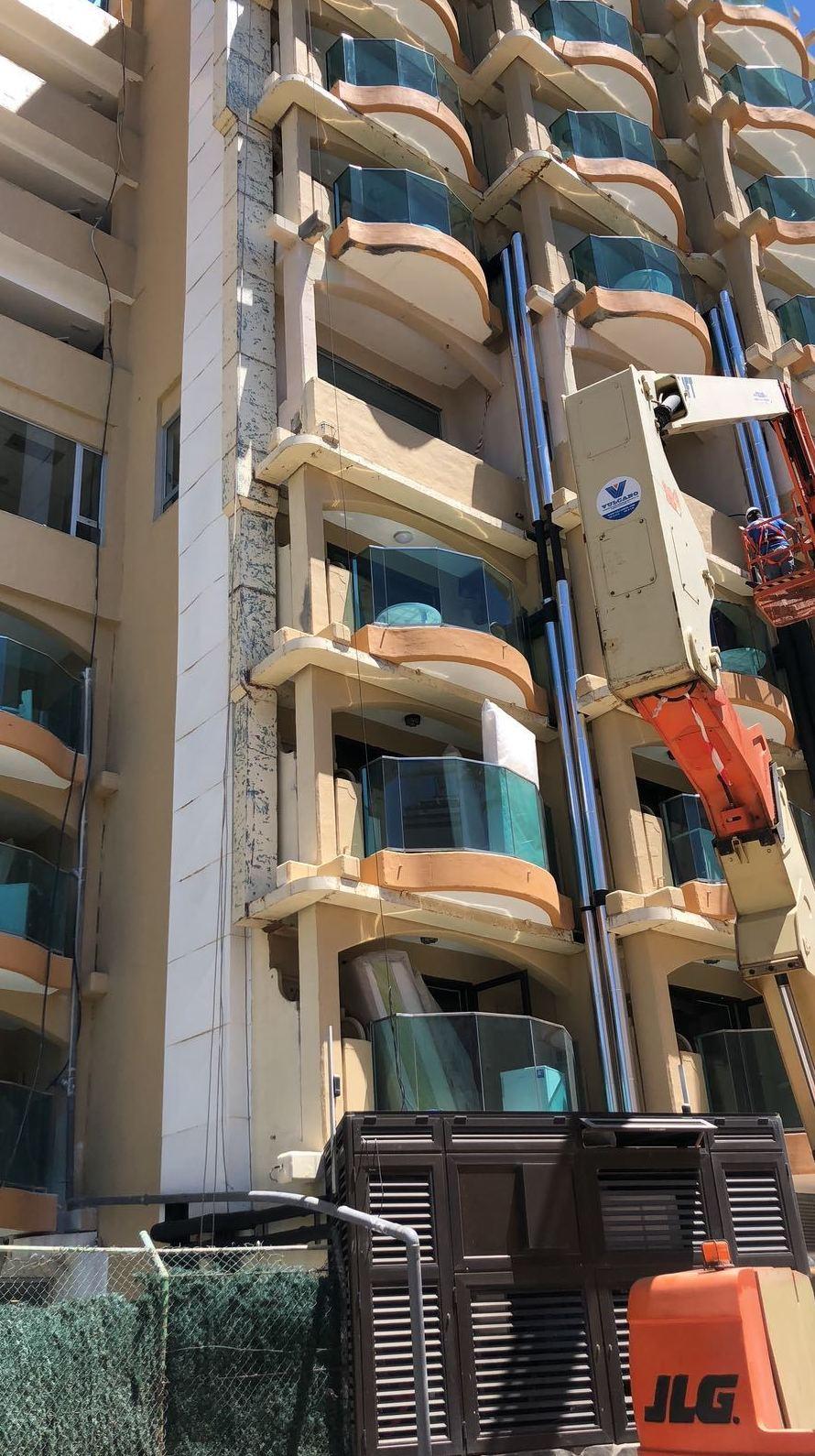 Foto 1 de Trabajos verticales en Tuineje | Vertimax